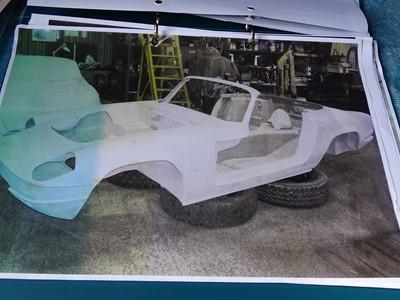 Lot 355-1969 Lotus Elan S4 Drophead Coupe