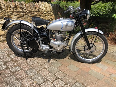 Lot 221 - 1952 Triumph TR5 Trophy Evocation