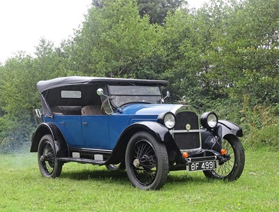 Lot 310 - 1923 Willys Knight Model 64 Tourer