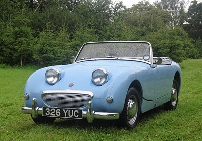 Lot 318 - 1959 Austin-Healey 'Frogeye' Sprite