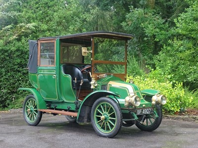 Lot 327 - 1909 Renault Type AZ 12/16hp Landaulette
