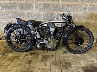 Lot 224 - 1930 Norton CS1