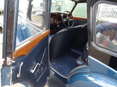 Lot -1938 Wolseley 14/56 Saloon