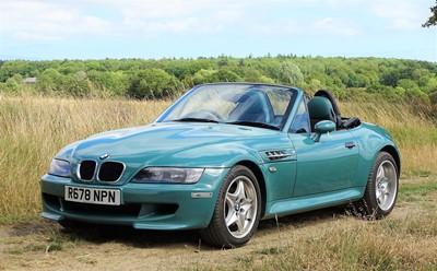 Lot 331 - 1998 BMW Z3M Roadster