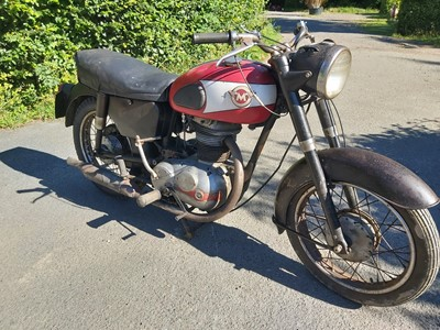 Lot 229 - 1963 Matchless G2