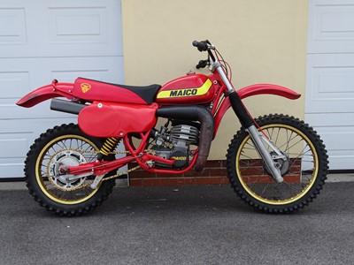 Lot 228-1979 Maico Magnum 250