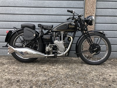 Lot 233 - 1937 Velocette MAC