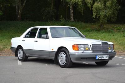 Lot 364 - 1986 Mercedes-Benz 500 SE