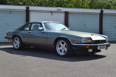 Lot 316 - 1989 Jaguar XJ-S 5.3 HE