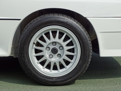 Lot 324 - 1983 Audi Quattro 10v