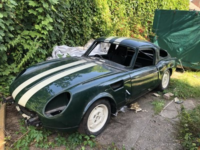 Lot 300. - 1968 Triumph Spitfire MKIII Le Mans Coupe Evocation