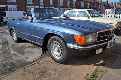 Lot 346 - 1982 Mercedes-Benz 380 SL