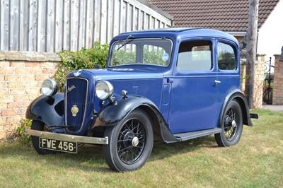 Lot 340 - 1938 Austin Seven Ruby
