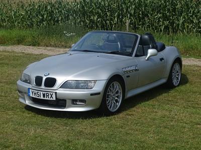 Lot 356 - 2001 BMW Z3 2.2i Sport Roadster