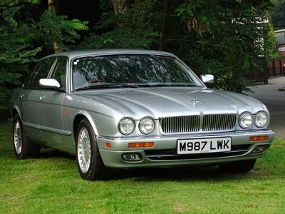 Lot 358 - 1995 Jaguar XJ12