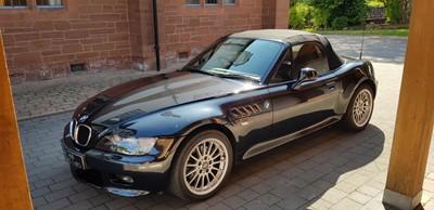 Lot 367 - 2000 BMW Z3 3.0i