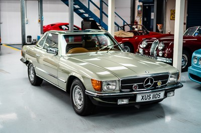 Lot 368 - 1977 Mercedes-Benz 350 SL