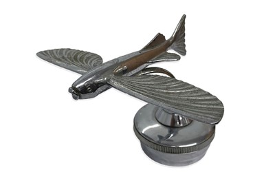 Lot 116 - An Unusual Flying Fish Accessory Mascot