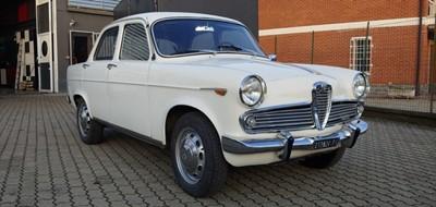 Lot 303 - 1963 Alfa Romeo Giulietta Ti Series 3