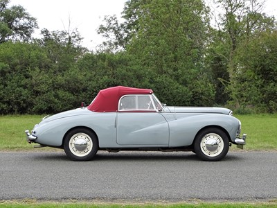 Lot 35 - 1953 Sunbeam Talbot Alpine MKI
