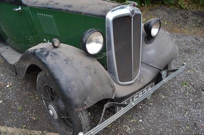 Lot 300-1935 Morris Eight Saloon