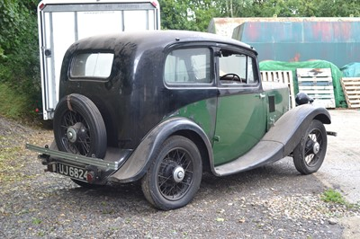 Lot 300 - 1935 Morris Eight Saloon