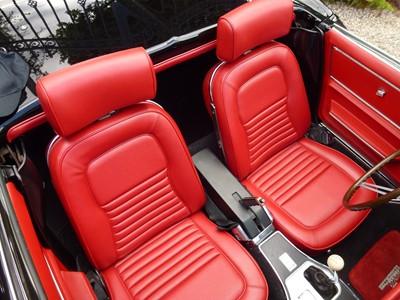Lot 70 - 1967 Chevrolet Corvette Convertible