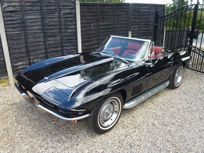 Lot 70-1967 Chevrolet Corvette Convertible