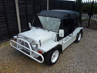 Lot 53 - 1972 Leyland Mini Moke