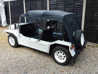 Lot 53-1972 Leyland Mini Moke