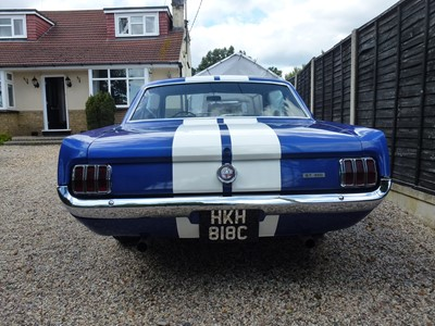 Lot 26-1965 Ford Mustang Shelby GT350 Recreation