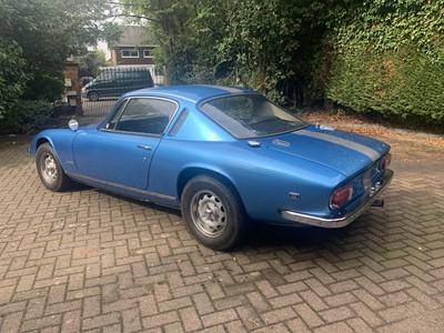 Lot 304 - 1971 Lotus Elan +2S