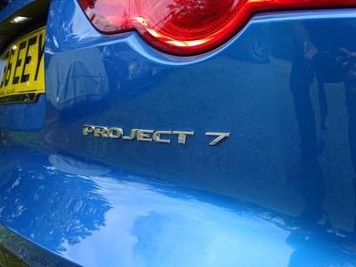 Lot -2016 Jaguar F-TYPE Project 7