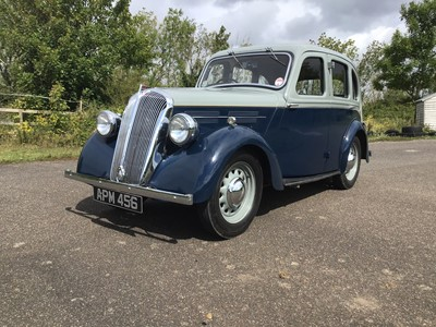 Lot 306-1937 Standard Flying 10