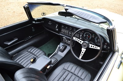 Lot 58 - 1973 Jaguar E-Type V12 Roadster