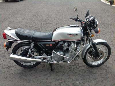 Lot 211-1981 Honda CBX1000