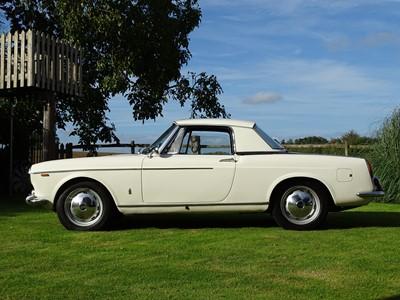 Lot 20-1963 Fiat 1600 S (OSCA)