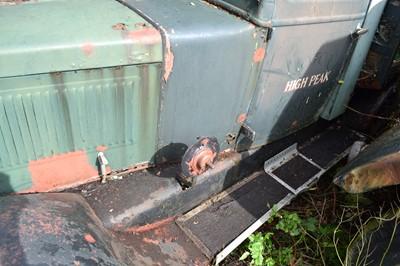 Lot 302-1927 Morris Cowley Flat Bed Truck