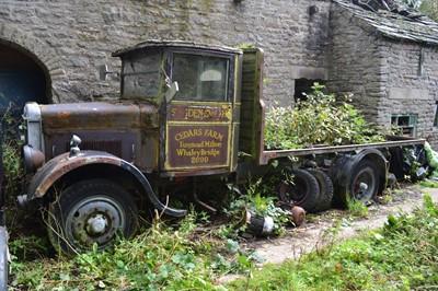 Lot 313-1929 Leyland Badger TA3