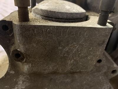 Lot 200-c1953 Velocette MAC Project
