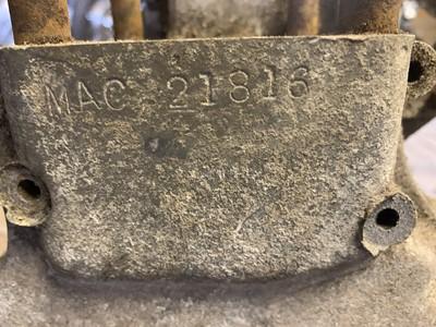 Lot 201-c1954 Velocette MAC Project