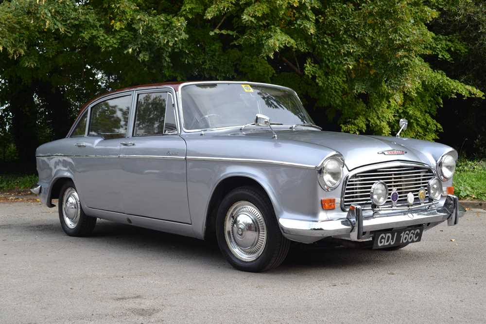 Lot 301-1965 Humber Hawk