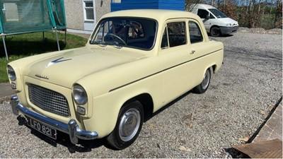 Lot 308-1960 Ford Popular 100E