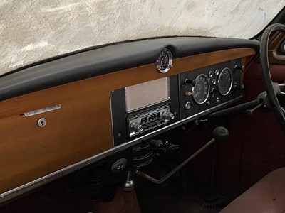 Lot 317 - 1959 Rover 80