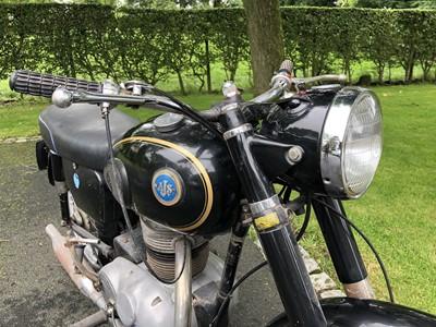 Lot 206-1960 AJS Model 8