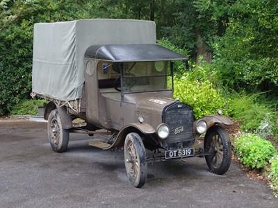 Lot 326-1927 Ford Model TT Truck