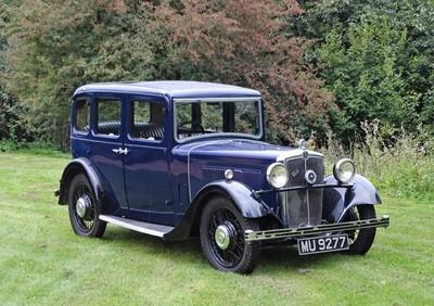Lot 322-1934 Morris 10/6 Saloon