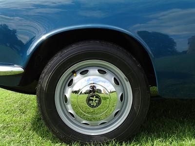Lot 74-1961 Alfa Romeo Giulietta Sprint Veloce