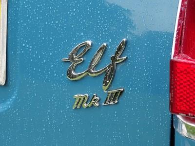 Lot 318 - 1969 Riley Elf MKIII