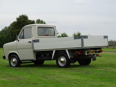 Lot -1982 Ford Transit MK2 Pick Up